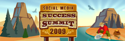 Social Media Success Summit 2009 logo